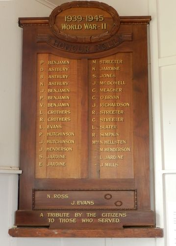 Natte Yallock Honour Roll : 07-March-2013