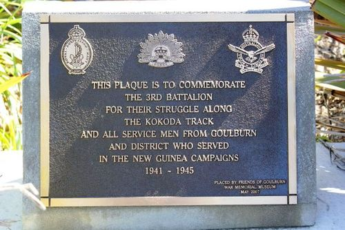 New Guinea Plaque : 13-October-2012