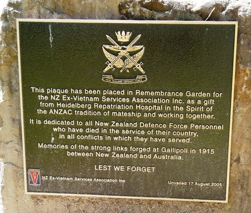New Zealand Defence Force Personnel : 03-March-2012
