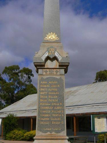 Newbridge War Memorial