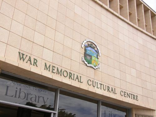 War memorial Cultural Centre 2 : 26-02-2014
