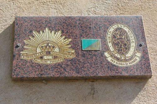 Ninth Light Horse Memorial : 7-September-2011