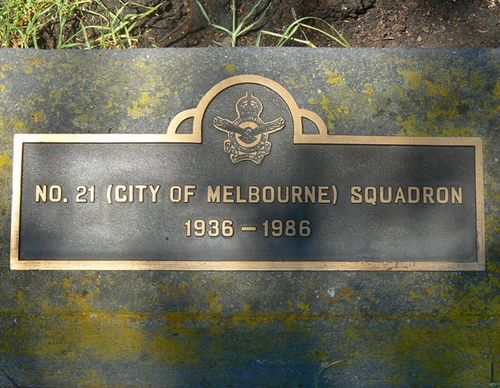 No. 21 (City of Melbourne) Squadron : 22-September-2011