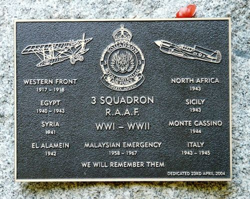 No. 3 Squadron : 5-March-2012