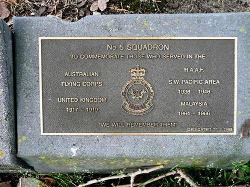 No. 5 Squadron : 25-October-2011