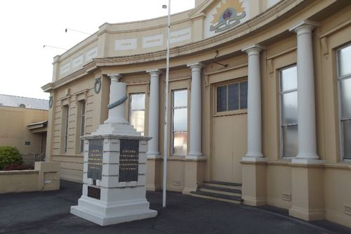 Northcote Memorial Hall : July -2014