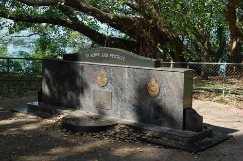 Northern Territory Police,Fire & Emergency Services Memorial / May 2013