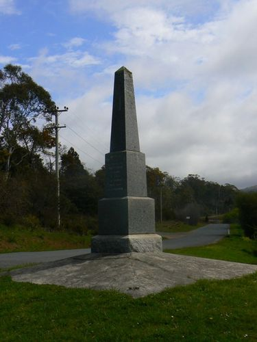 Nunamara War Memorial