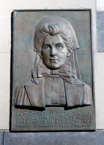 Nurse Edith Cavell : 16-September-2011