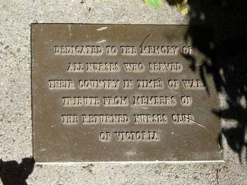Nurses Memorial : 25-June-2011