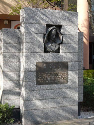 Nurses Memorial : 14-September-2011