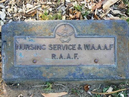 Nursing Service & W.A.A.A.F. R.A.A.F. : 25-September-2011