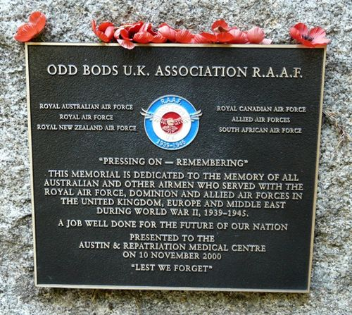 Odd Bods Association : 27-February-2012