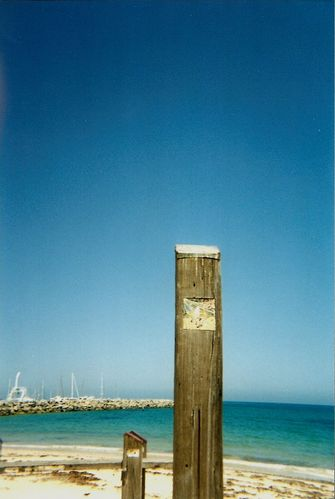 Old Jetty Monument
