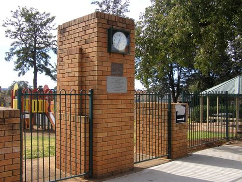 Oliver Milling Memorial : 28-July-2014