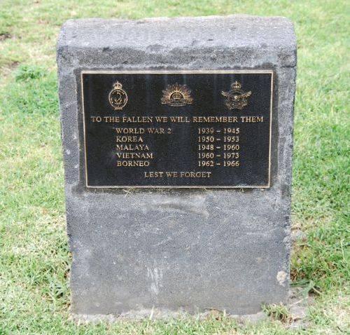 Other Wars Memorial : 21-November-2011