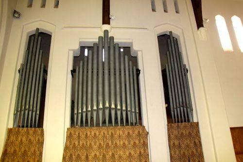 Peace Memorial Organ : December 2012