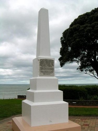 Penguin Boer War Memorial