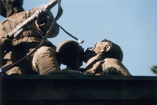 Perth South African War Memorial Closeup 2
