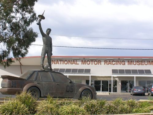 Peter Brock : Feb 2014
