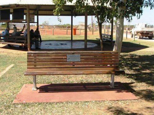Peter Storey Memorial Seat