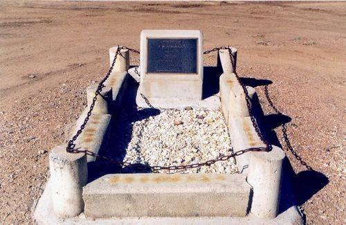 Piano Tuners Grave