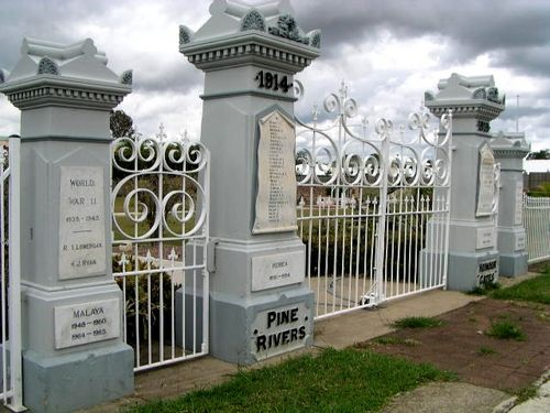 Pine Rivers Honour Gates