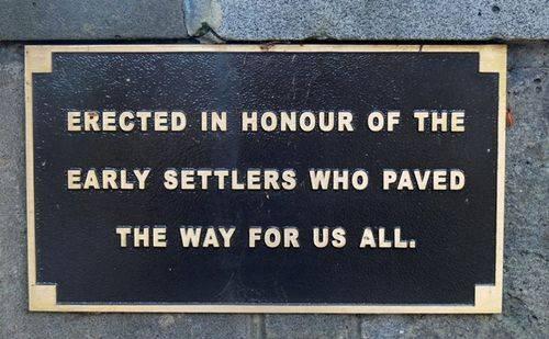 Pioneer Memorial : 16-May-2013