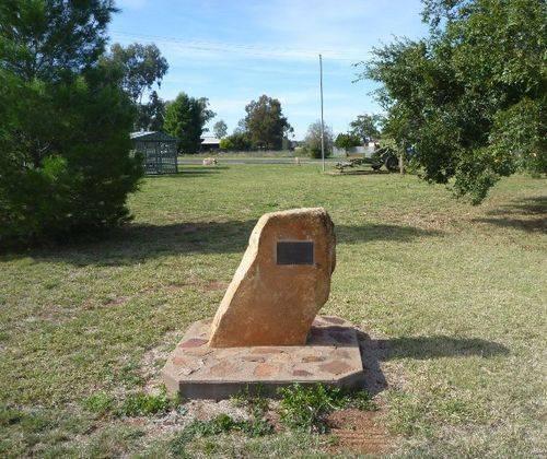 Pioneer Memorial : 24-April-2011