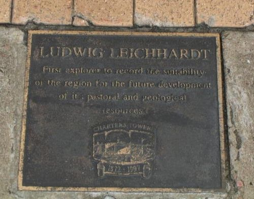 Ludwig Leichhardt : 23-April-2011