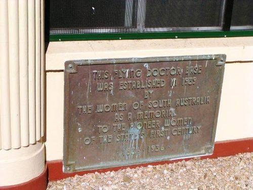 Pioneer Women Inscription