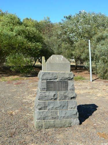 Pioneers Memorial : 26-February-2012