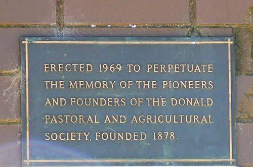 Pioneers Memorial : 30-December-2012