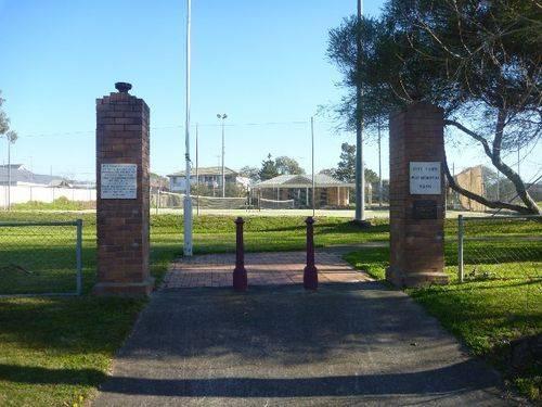 Pitt Town War Memorial Park : 25-June-2011