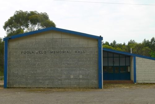 Poolaijelo Memorial Hall : 28-October-2011