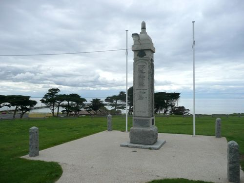 Portarlington War Memorial : 05-October-2012