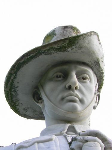 Portland War Memorial : 11-June-2011