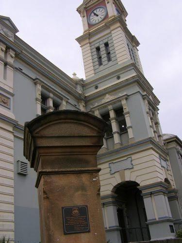 Leichhardt Town Hall Clock : 22-June-2014