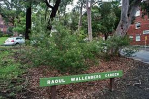 Raoul Wallenberg Garden : 26-May-2013