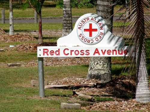 Red Cross Avenue