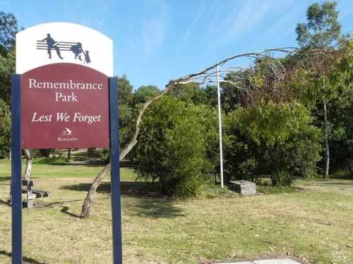 Remembrance Park : 19-February-2012