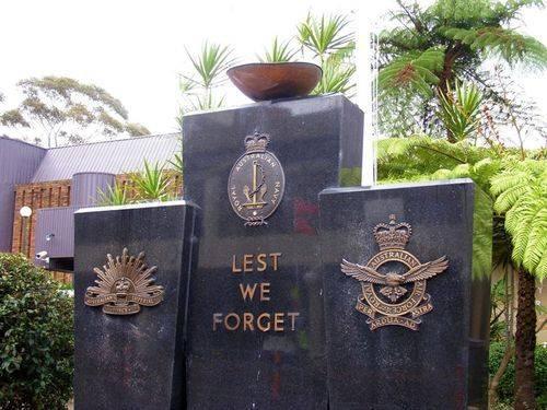 RSL War Memorial : 30-August-2014