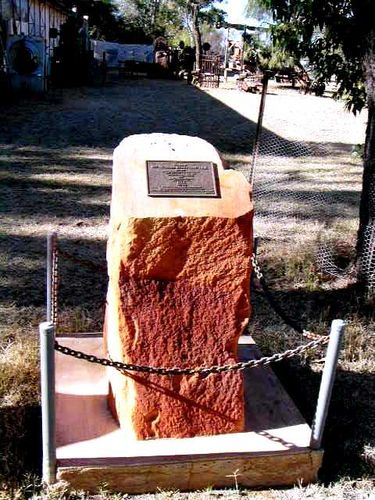 Reverend Grant Memorial
