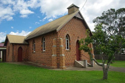 Davis Memorial Church : June 2014