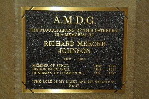Richard Mercer Johnson : August-2014