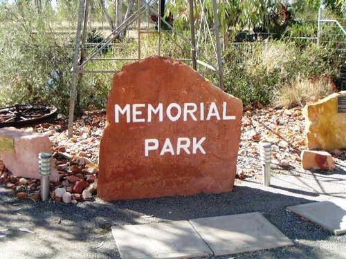 Road Transport Memorial Park