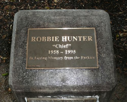 Robbie Hunter : 13-March-2012