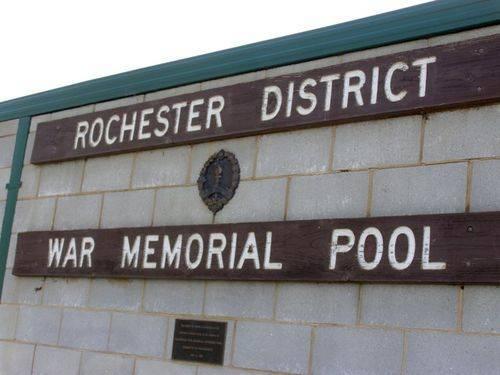 War Memorial Pool : 22-04-2014