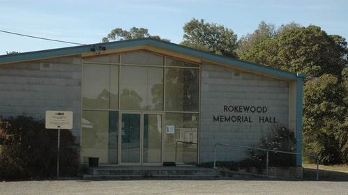 Rokewood War Memorial : 07-June-2013