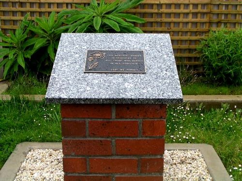 Rosebery Memorial Garden Plaque : 2007